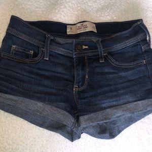 Hollister Short Short Low rise shorts